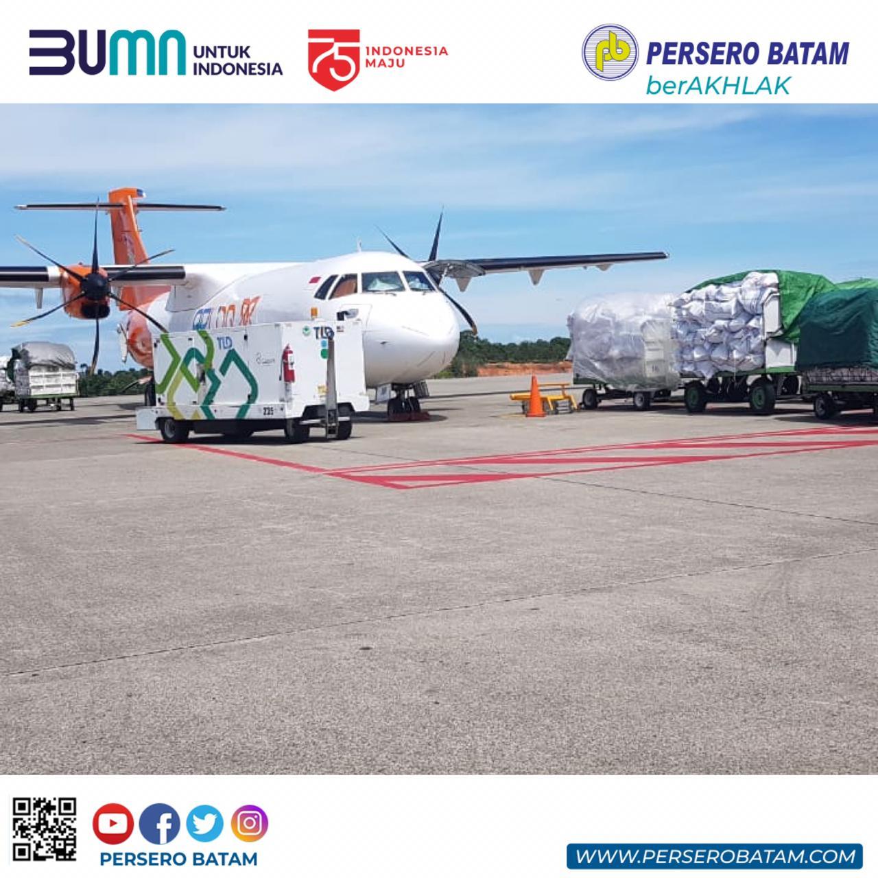 APLOG dan Persero Batam kerjasama kelola kargo udara (ground handling) di Bandara Hang Nadim Batam (3)
