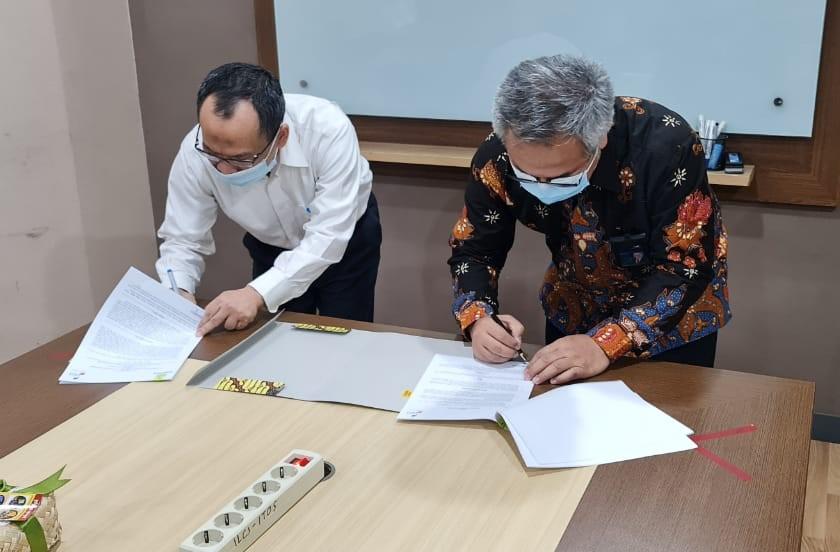 Persero Batam dan ILCS Kerjasama Pengembangan Platform Jasa Logistik NLE